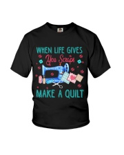 When Life Gives You Scraps Youth T-Shirt thumbnail