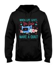 When Life Gives You Scraps Hooded Sweatshirt thumbnail