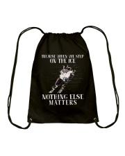 Nothing Else Matters Drawstring Bag thumbnail