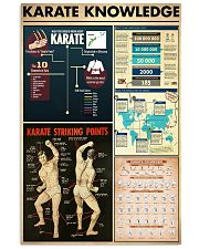 Karate Knowledge 11x17 Poster front