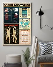 Karate Knowledge 11x17 Poster lifestyle-poster-1