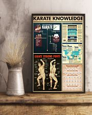 Karate Knowledge 11x17 Poster lifestyle-poster-3