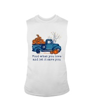 Find What You Love Sleeveless Tee thumbnail