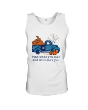 Find What You Love Unisex Tank thumbnail