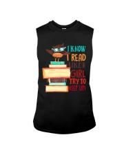 Love Reading Sleeveless Tee thumbnail