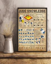 Judo Knowledge 11x17 Poster lifestyle-poster-3