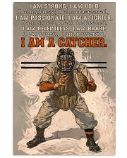 I Am A Catcher 11x17 Poster front