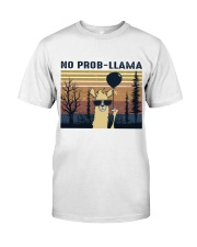Llama Premium Fit Mens Tee thumbnail