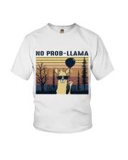 Llama Youth T-Shirt thumbnail
