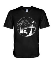 Wander Woman 5 V-Neck T-Shirt thumbnail