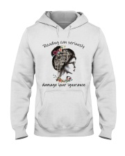 Reading Can Seriously Hooded Sweatshirt thumbnail