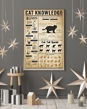 Cat Knowledge 11x17 Poster lifestyle-holiday-poster-1