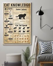 Cat Knowledge 11x17 Poster lifestyle-poster-1
