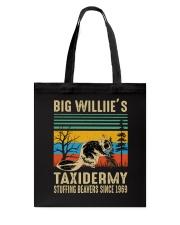Big Williie's Taxidermy Tote Bag thumbnail