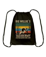 Big Williie's Taxidermy Drawstring Bag thumbnail