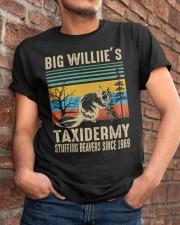 Big Williie's Taxidermy Classic T-Shirt apparel-classic-tshirt-lifestyle-26