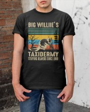 Big Williie's Taxidermy Classic T-Shirt apparel-classic-tshirt-lifestyle-31