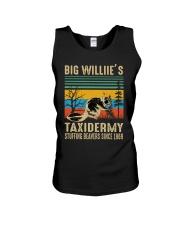 Big Williie's Taxidermy Unisex Tank thumbnail