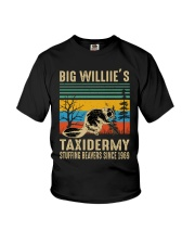 Big Williie's Taxidermy Youth T-Shirt thumbnail