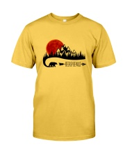 Be Easy Be Wild Classic T-Shirt front