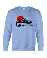 Be Easy Be Wild Crewneck Sweatshirt thumbnail