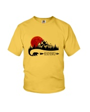 Be Easy Be Wild Youth T-Shirt thumbnail