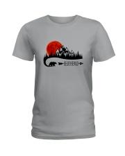 Be Easy Be Wild Ladies T-Shirt thumbnail