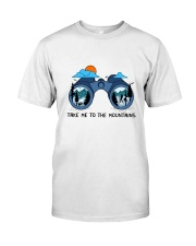 Take Me To The Mountains Classic T-Shirt tile