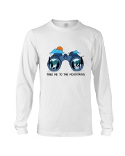 Take Me To The Mountains Long Sleeve Tee tile