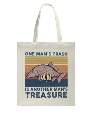 One Man's Trash Tote Bag thumbnail
