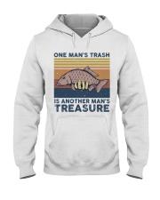 One Man's Trash Hooded Sweatshirt thumbnail