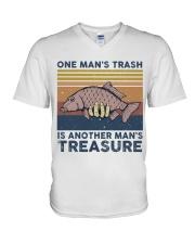 One Man's Trash V-Neck T-Shirt thumbnail