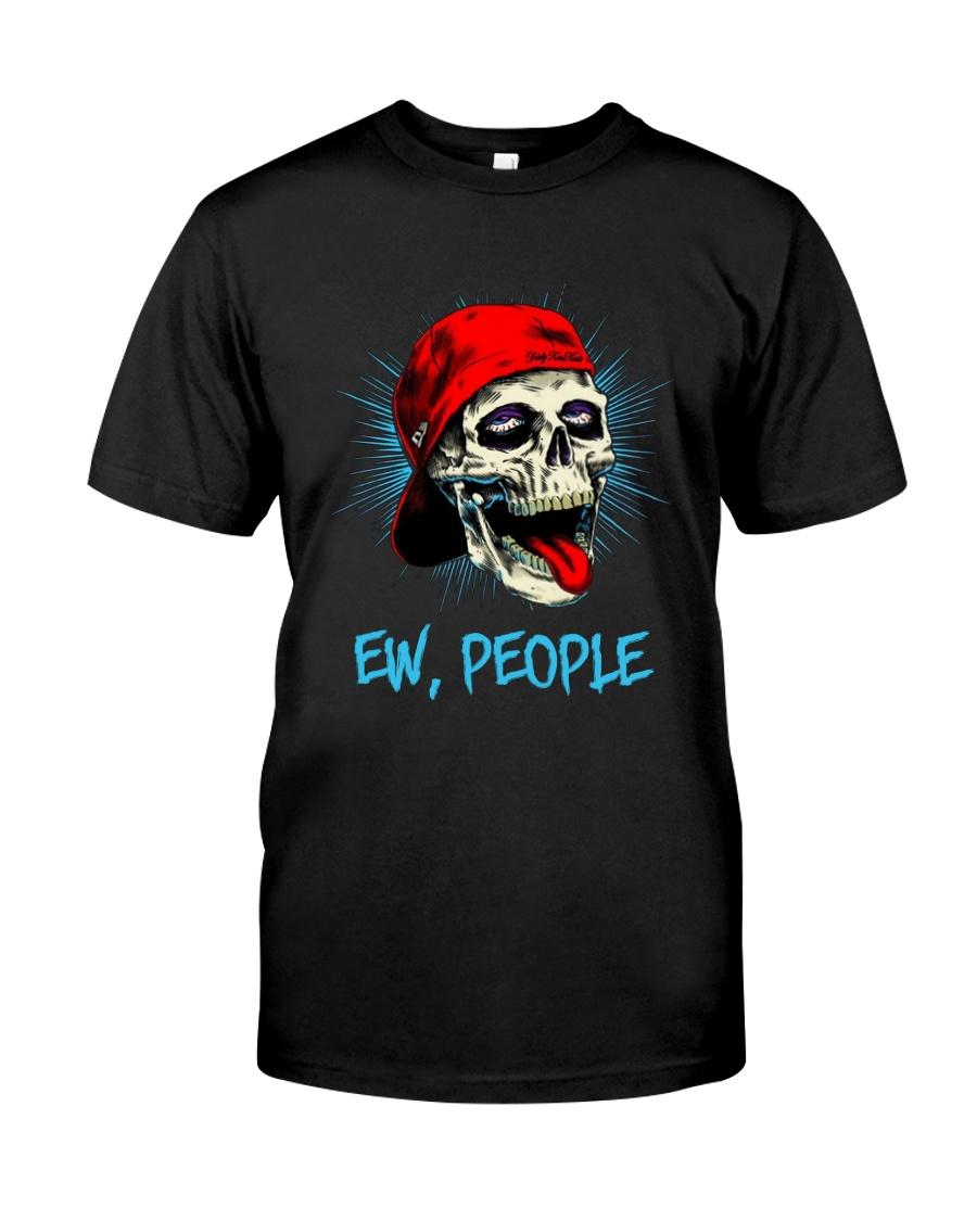 Love Of Skull Classic T-Shirt
