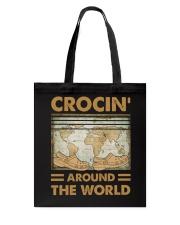 Crocin Around The World Tote Bag thumbnail