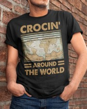 Crocin Around The World Classic T-Shirt apparel-classic-tshirt-lifestyle-26