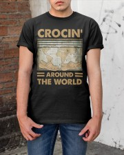 Crocin Around The World Classic T-Shirt apparel-classic-tshirt-lifestyle-31