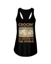 Crocin Around The World Ladies Flowy Tank thumbnail