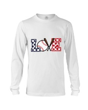 Love Baseball Long Sleeve Tee thumbnail