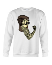 Fear The Beard Crewneck Sweatshirt thumbnail