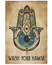 Wash Your Hamsa 11x17 Poster front