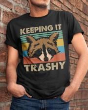 Keeping It Trashy Classic T-Shirt apparel-classic-tshirt-lifestyle-26