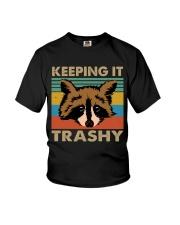 Keeping It Trashy Youth T-Shirt thumbnail