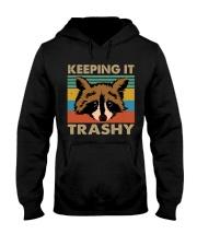 Keeping It Trashy Hooded Sweatshirt thumbnail