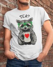 Love Raccon Classic T-Shirt apparel-classic-tshirt-lifestyle-26