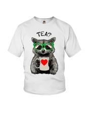Love Raccon Youth T-Shirt thumbnail
