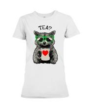 Love Raccon Premium Fit Ladies Tee thumbnail