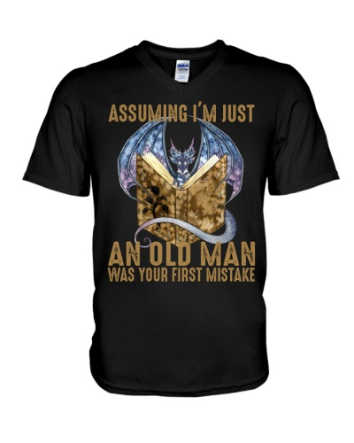 Assuming I'm Just An Old Man
