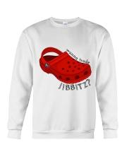 Wanna Trade Jibbitz Crewneck Sweatshirt thumbnail