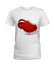 Wanna Trade Jibbitz Ladies T-Shirt thumbnail