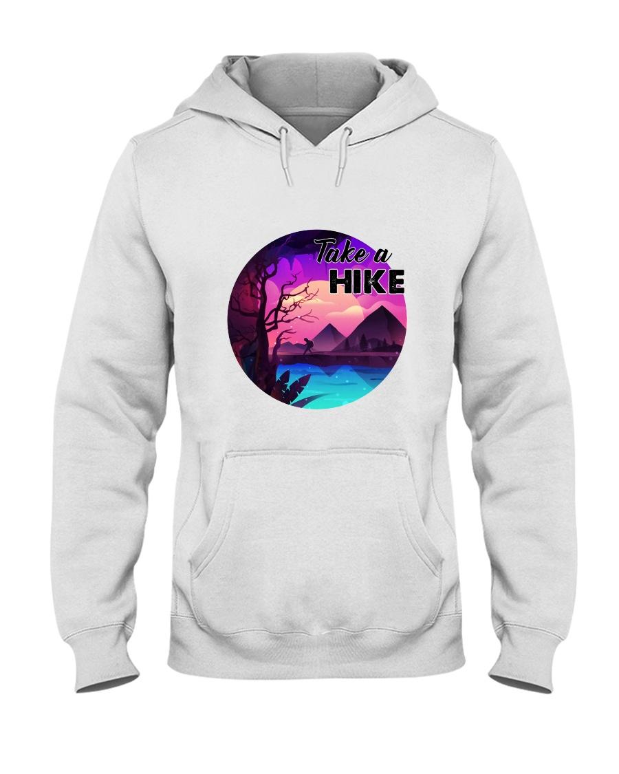 Take A Hike Hooded Sweatshirt